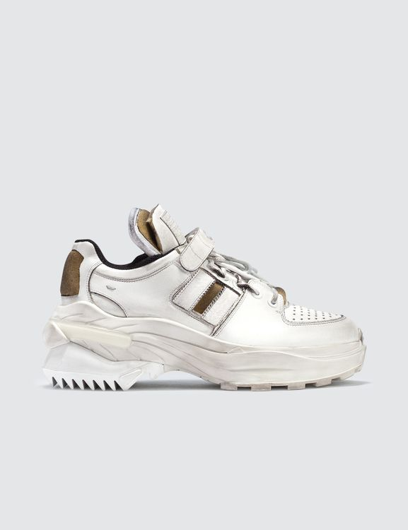 Maison Margiela Deconstructed Low Top Trainers