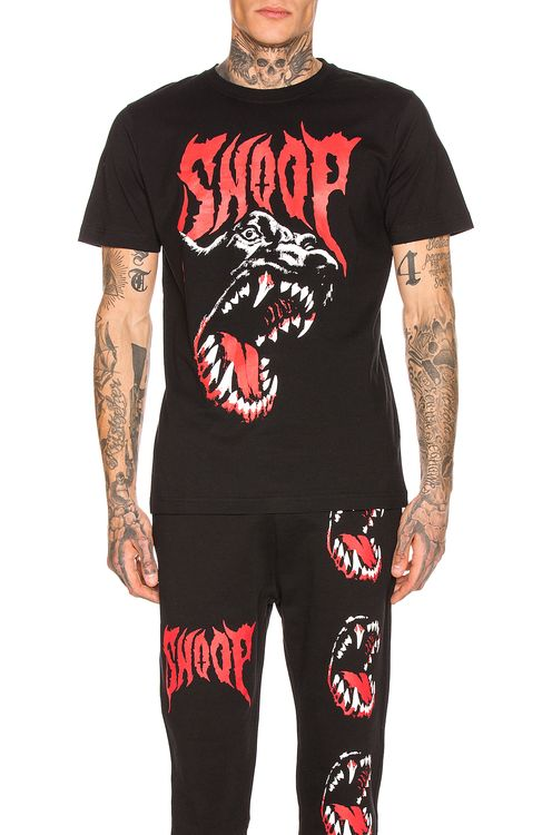SSS World Corp SSSNOOP Doberman Tee