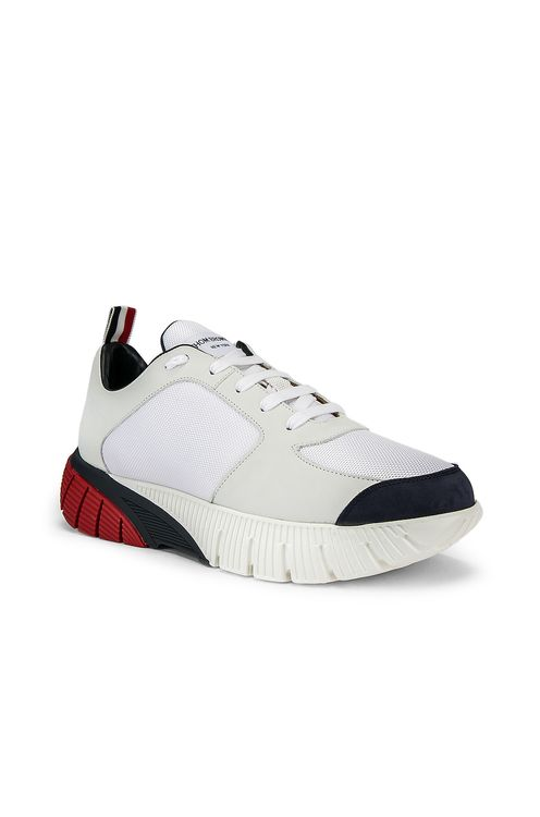 Thom Browne Raised Running Sneaker