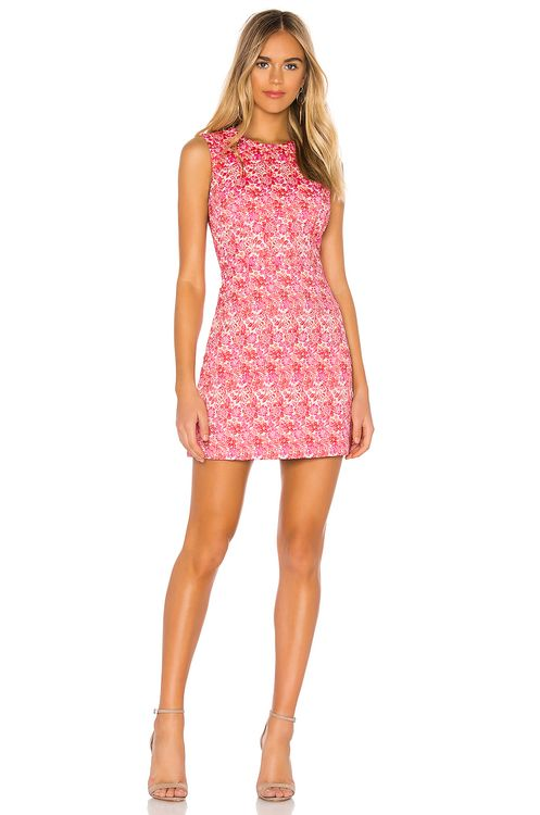 Rebecca Vallance Estelle Mini Dress