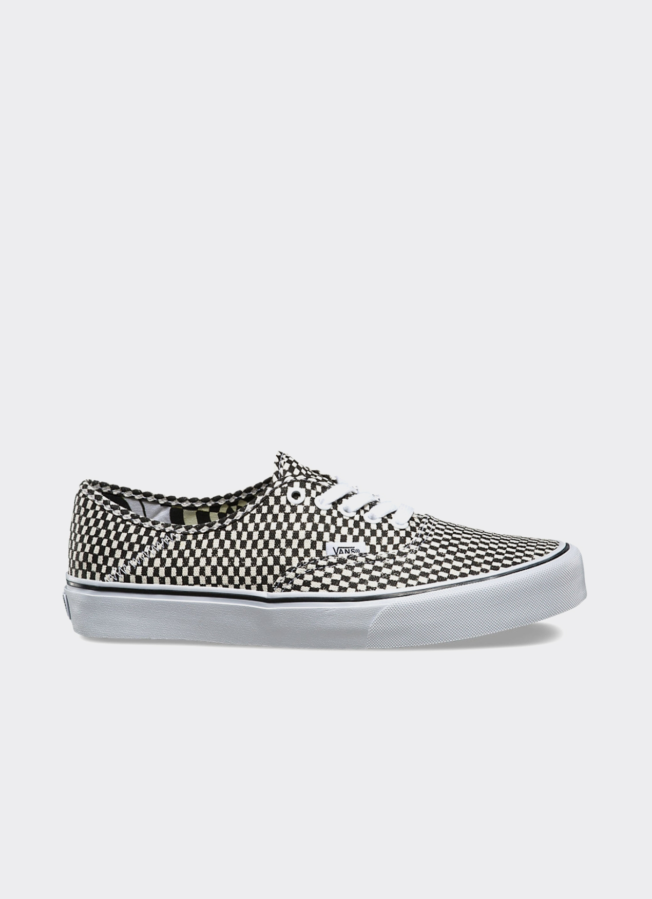 804d02135295ca ... VANS Checkered Black   White Authentic SF Wade Goodall Low Top Sneakers  ...
