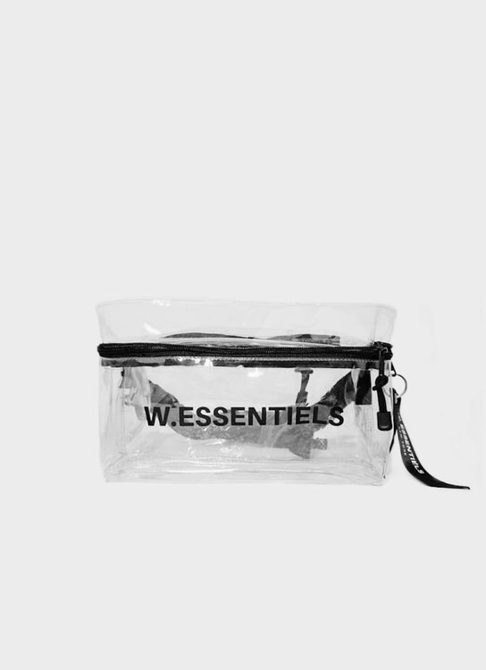 "W.Essentiels Les ""Invicibile"" Pins Waistbag - Clear"