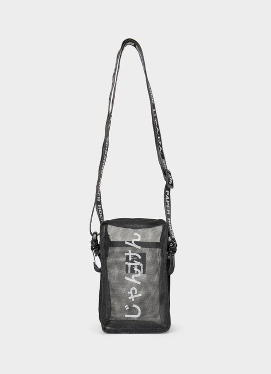 Scissors Paper Rock N08-BO'XU Bag - Black
