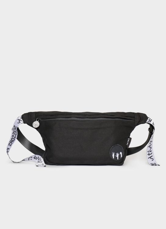 Scissors Paper Rock S01 SA'COU Bag - Black
