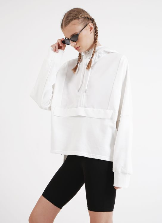BOWN Lauren Jacket - White