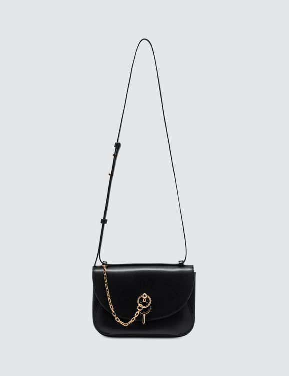 J.W.Anderson Key Leather Cross Body Bag