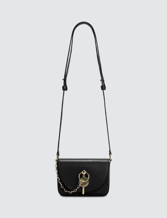 J.W.Anderson Nano Key Leather Cross Body Bag