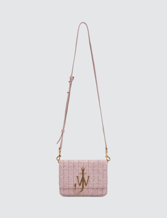 J.W.Anderson Jwa Logo Leather Cross Body Bag