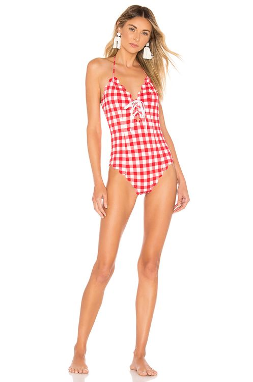 Marysia Swim Broadway Tie One Piece