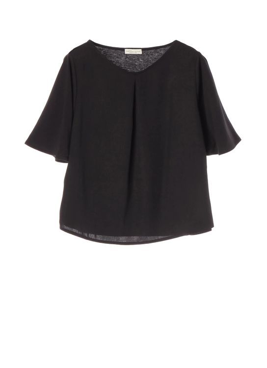Earth, Music & Ecology Nana Top - Black