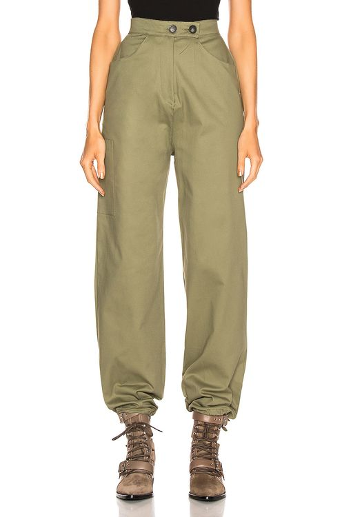 The Range Structured Cargo Pant