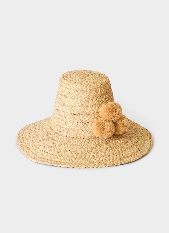 Hello Alice Savannah Fashion Hat - Natural