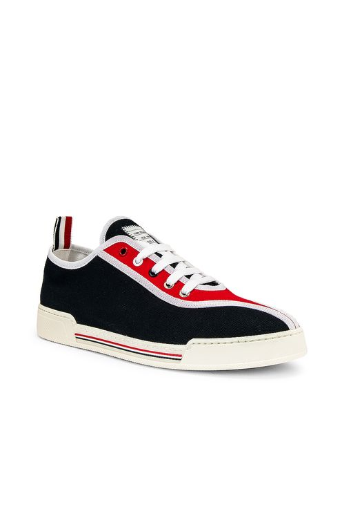 Thom Browne Trainer Paper Label Sneaker