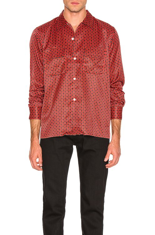 Needles Cut-Off Bottom Classic Shirt