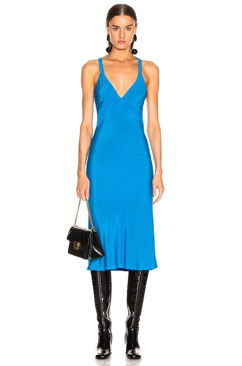 Haider Ackermann Camisole Dress