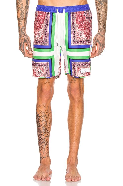 Civil Regime Presley Swim Short