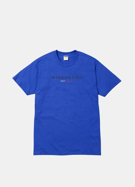 Steeze.Ltd Tommy Tee - Royal Blue
