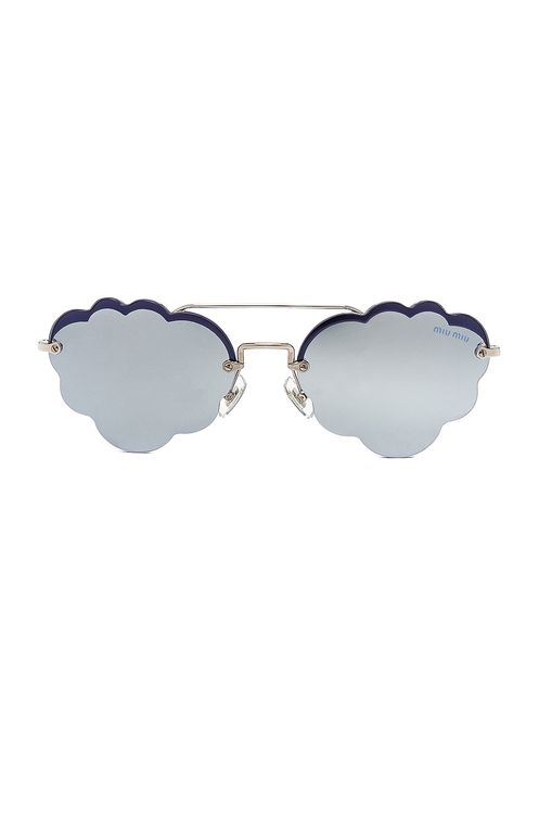 Miu Miu Cloud Oval