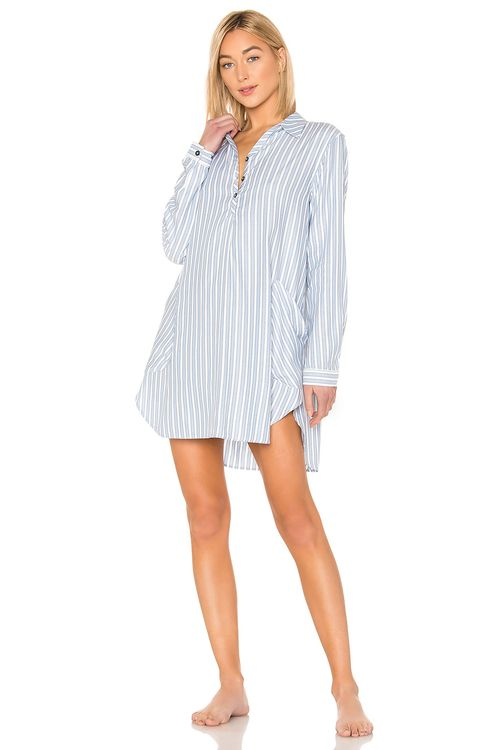 UGG Gabri Stripe Sleep Dress