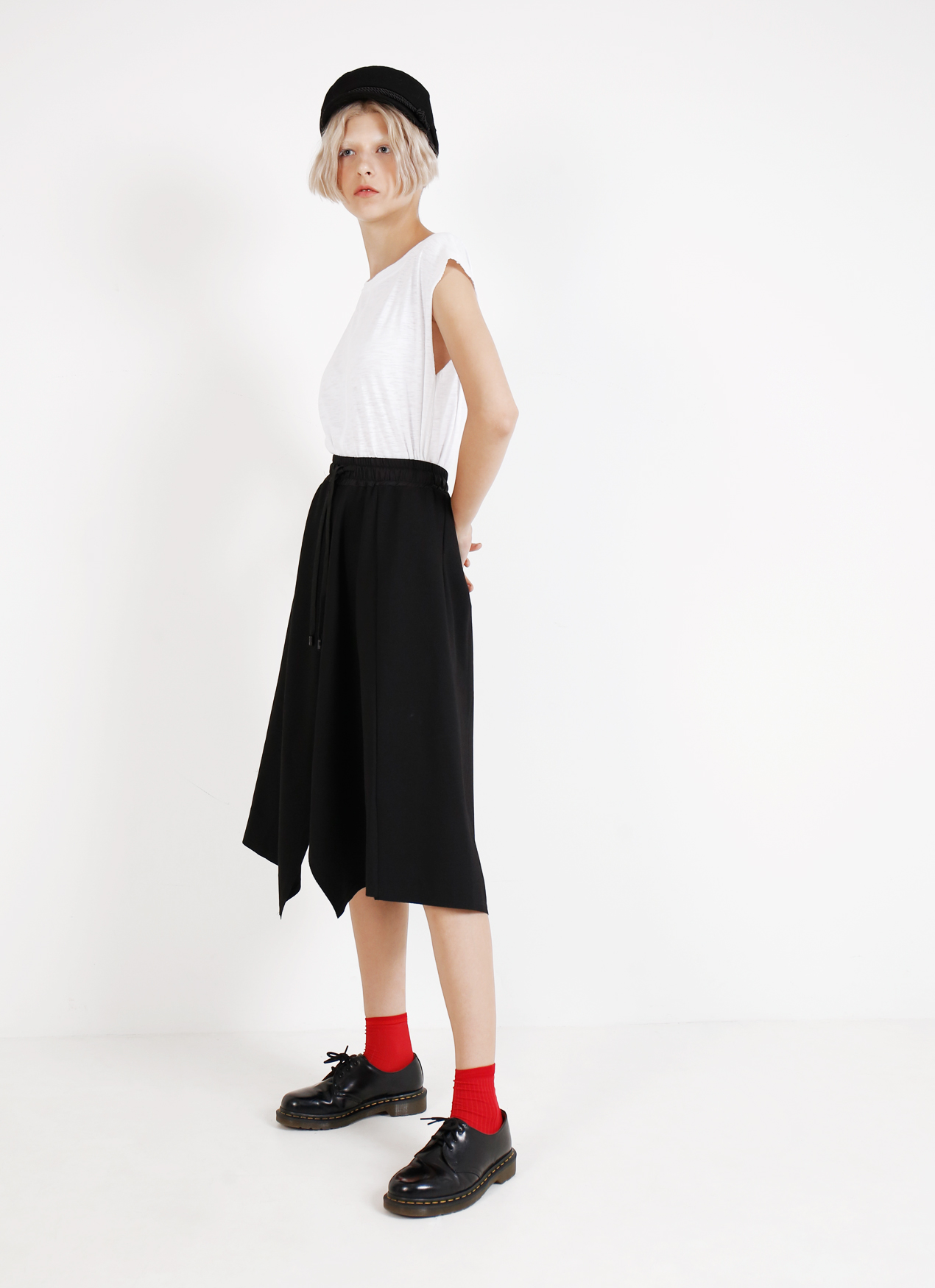 BOWN Madison Skirt - Black