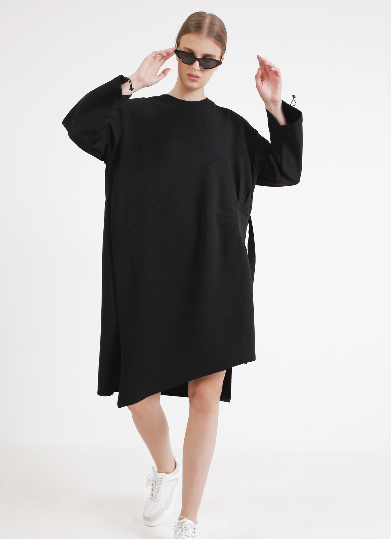 BOWN Lucy Dress - Black