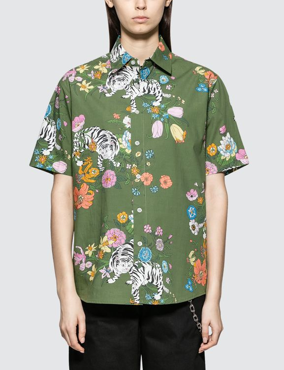 RIPNDIP Blooming Nerm Ss Button Up
