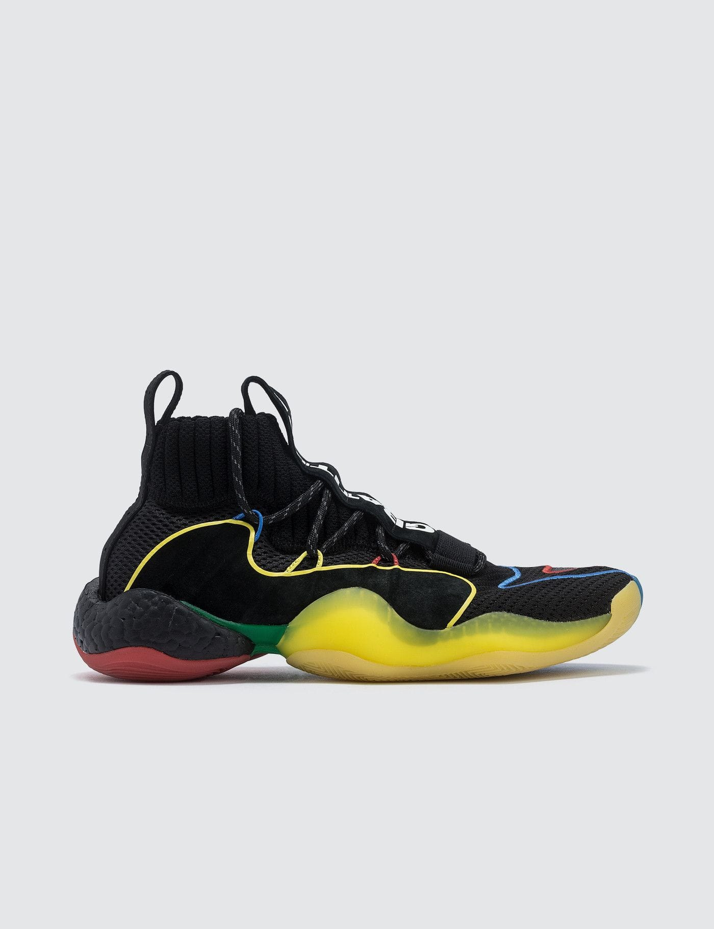 promo code 39c08 867f4 Pharrell Williams x Adidas Crazy BYW LVL X, Adidas Originals