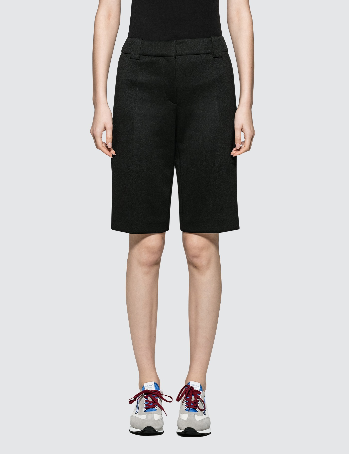 bdd8fef4f5 Buy Original Prada Tecno Jersey Shorts at Indonesia | BOBOBOBO
