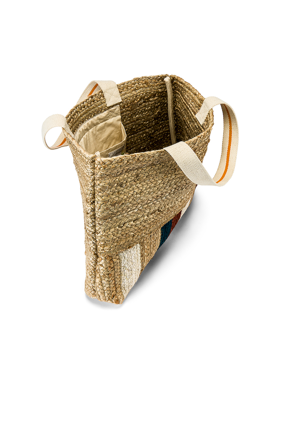 Seafolly Carried Away Stripe Tote