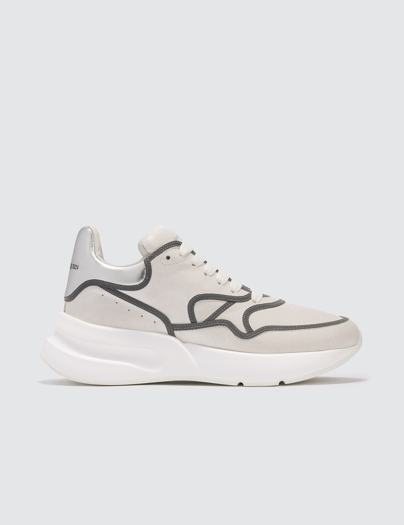 Silver LiningAlexander Mcqueen Sneakers Chunky With 8N0vmnw