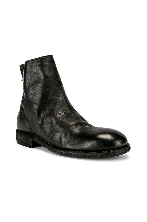 Guidi Back Zip Boot