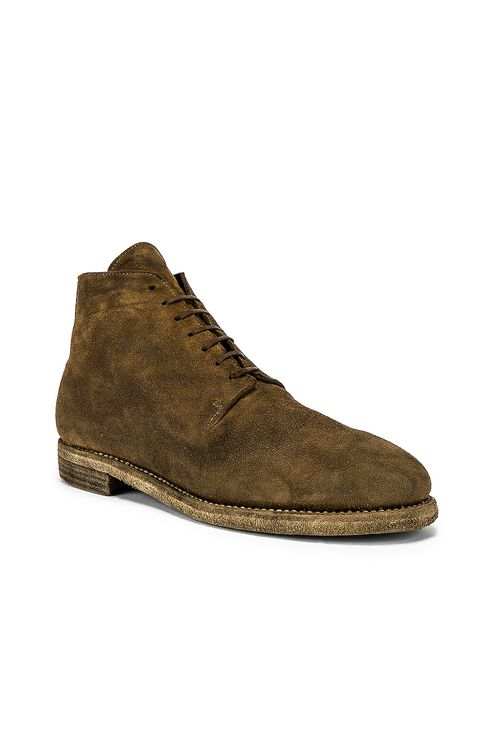 Guidi One Piece Desert Boot
