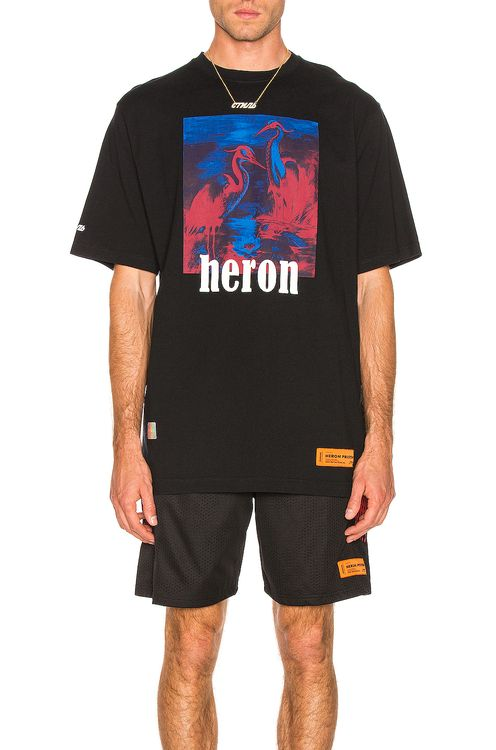 Heron Preston Herons Graphic Tee