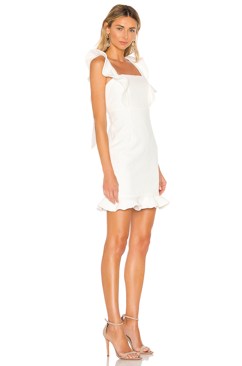 Bardot Ashley Frill Dress