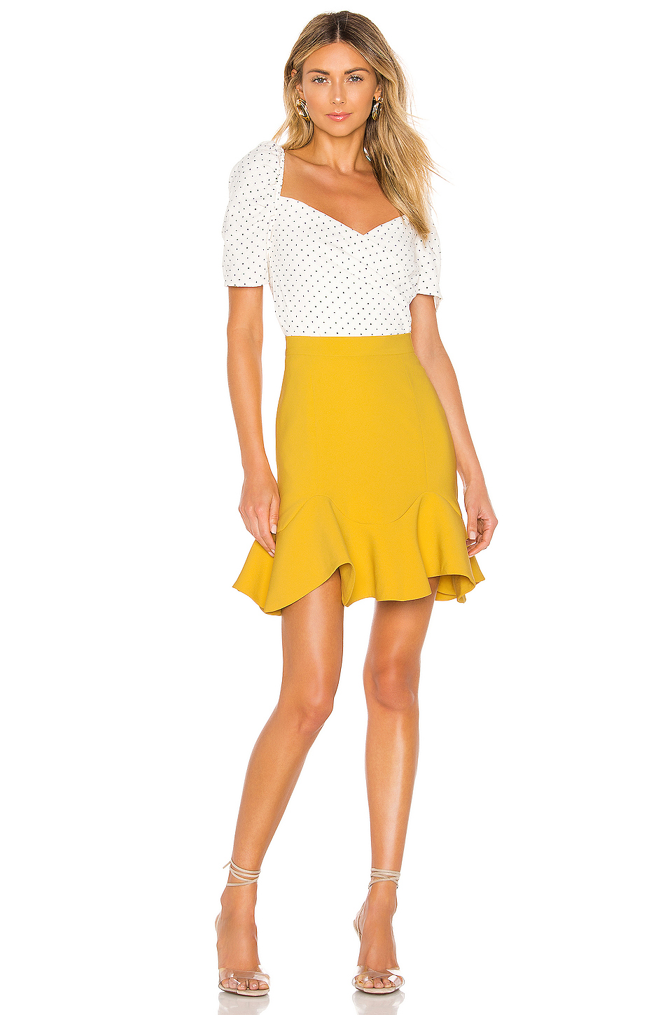 Bardot Laurie Mini Skirt
