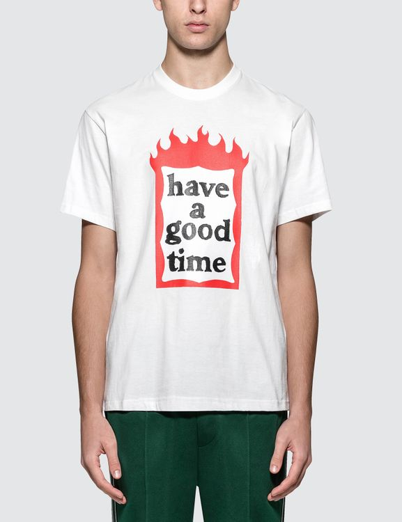 have a good time Fire Frame T-Shirt