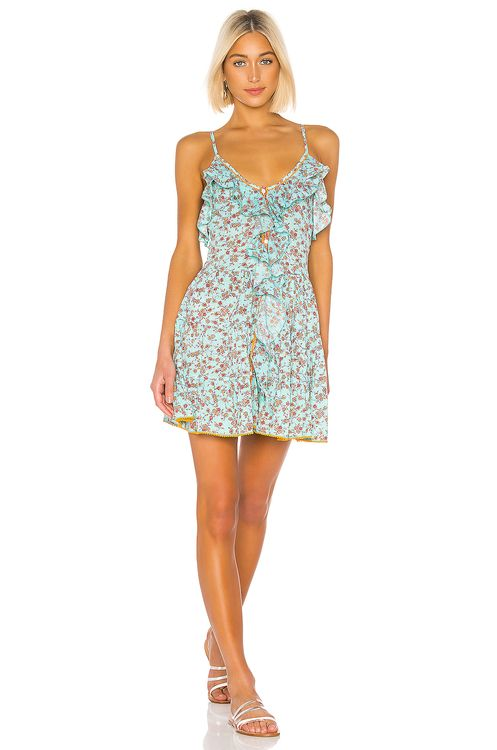 Poupette St Barth Tamara Mini Dress
