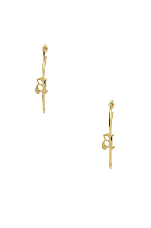 The M Jewelers NY The Split Gothic A Hoops