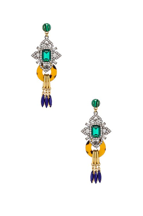 Elizabeth Cole Edwina Earrings