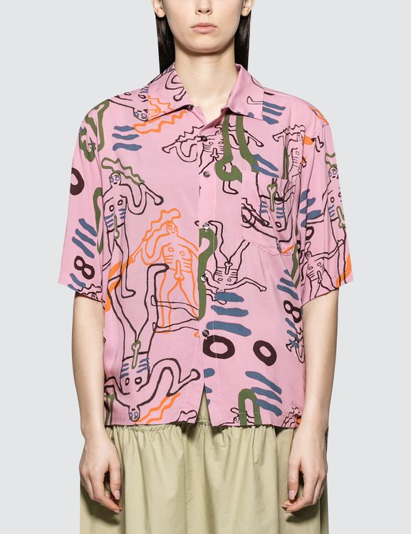 Aries Dude Bowling Shirt