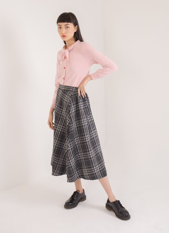 Green Parks Aiko Skirt - Black