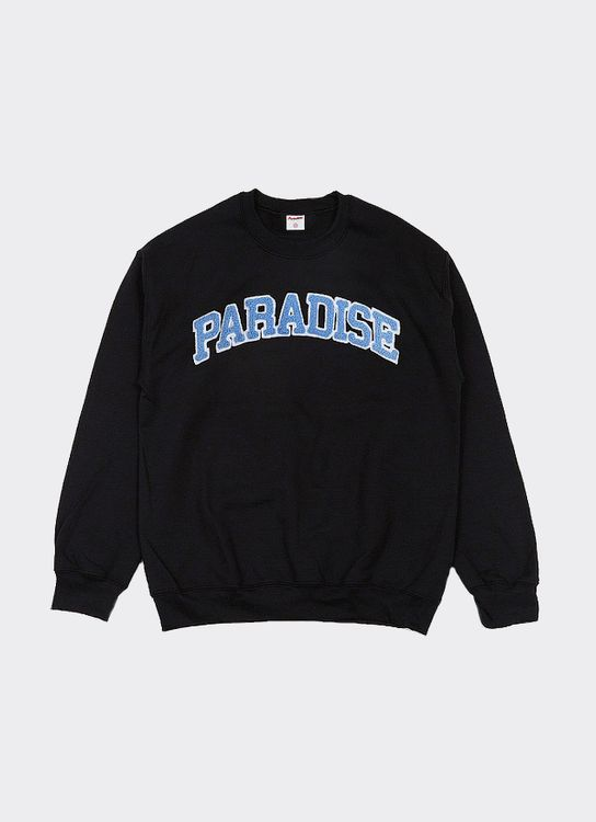 Paradise Youth Club Academy Sweater - Black