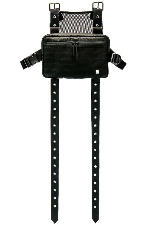 1017 ALYX 9SM Mackintosh Strap Chest Rig