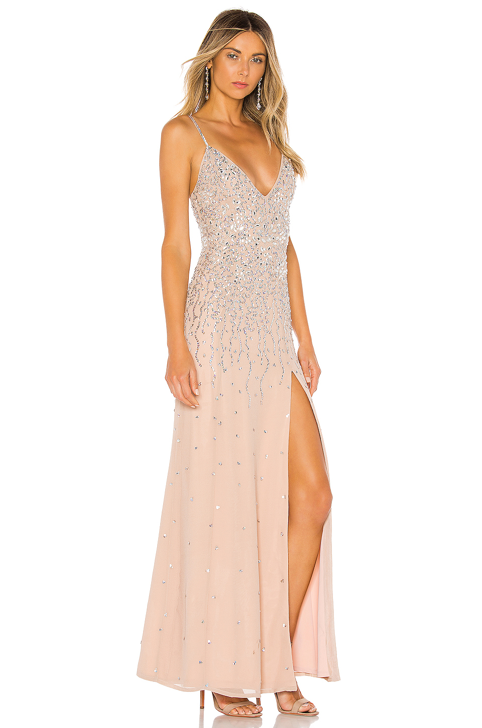 X by NBD Charlotte Gown