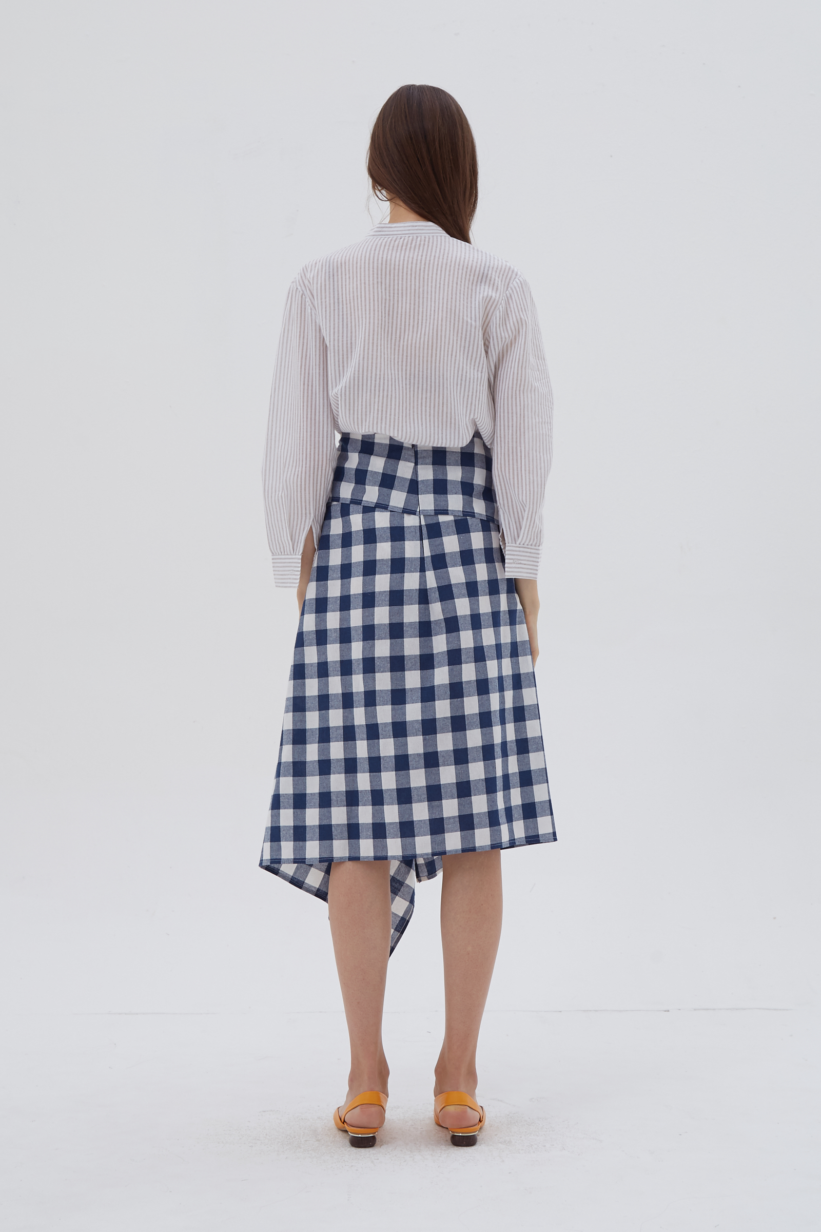 Shopatvelvet Jack Skirt Checked