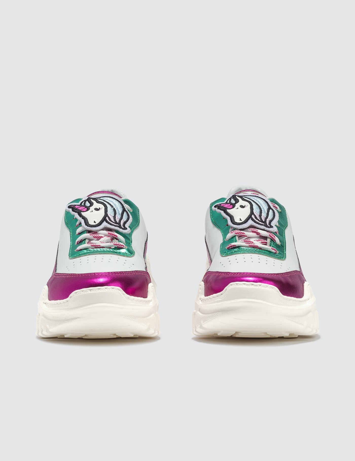 Joshua Sanders Irene Is Unicorn Sneakers