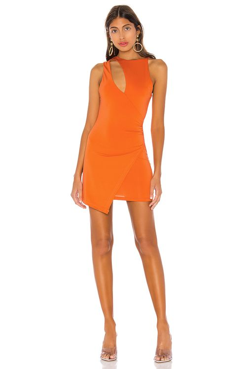 super down Cecily Cut Out Dress