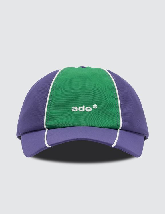 Ader Error Purple Thunder Cap