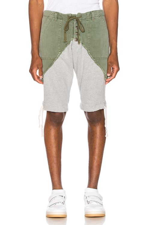 Greg Lauren Terry Short