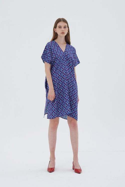 Shopatvelvet Icon Section Dress